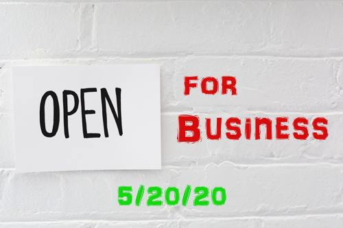 Open Business Event image